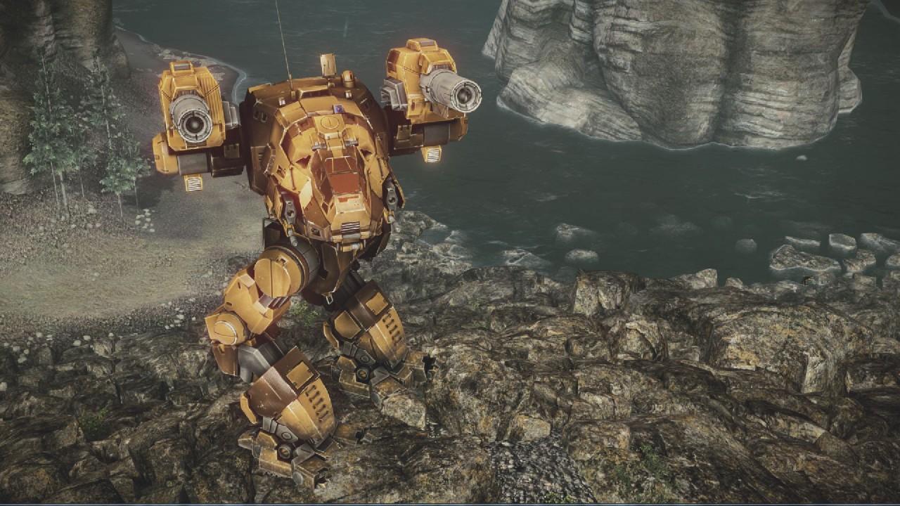 Screenshoty z MechWarrior Online 64691