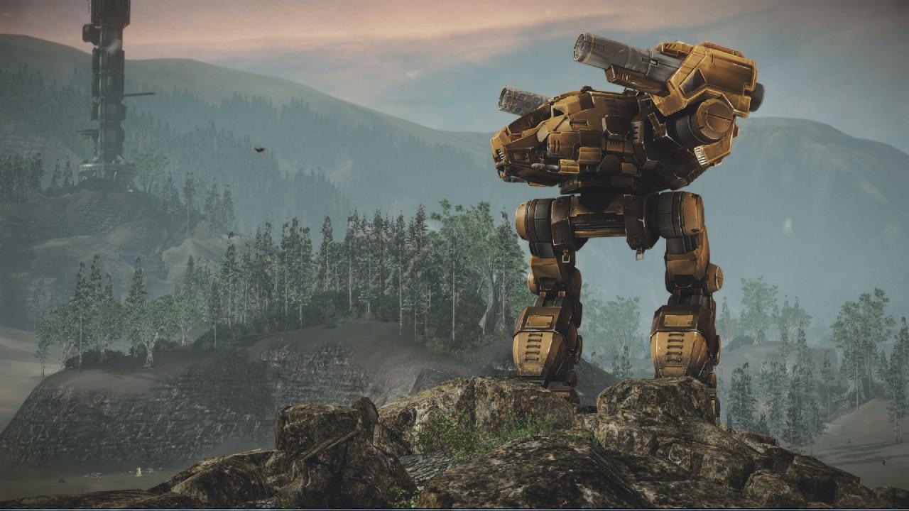 Screenshoty z MechWarrior Online 64693
