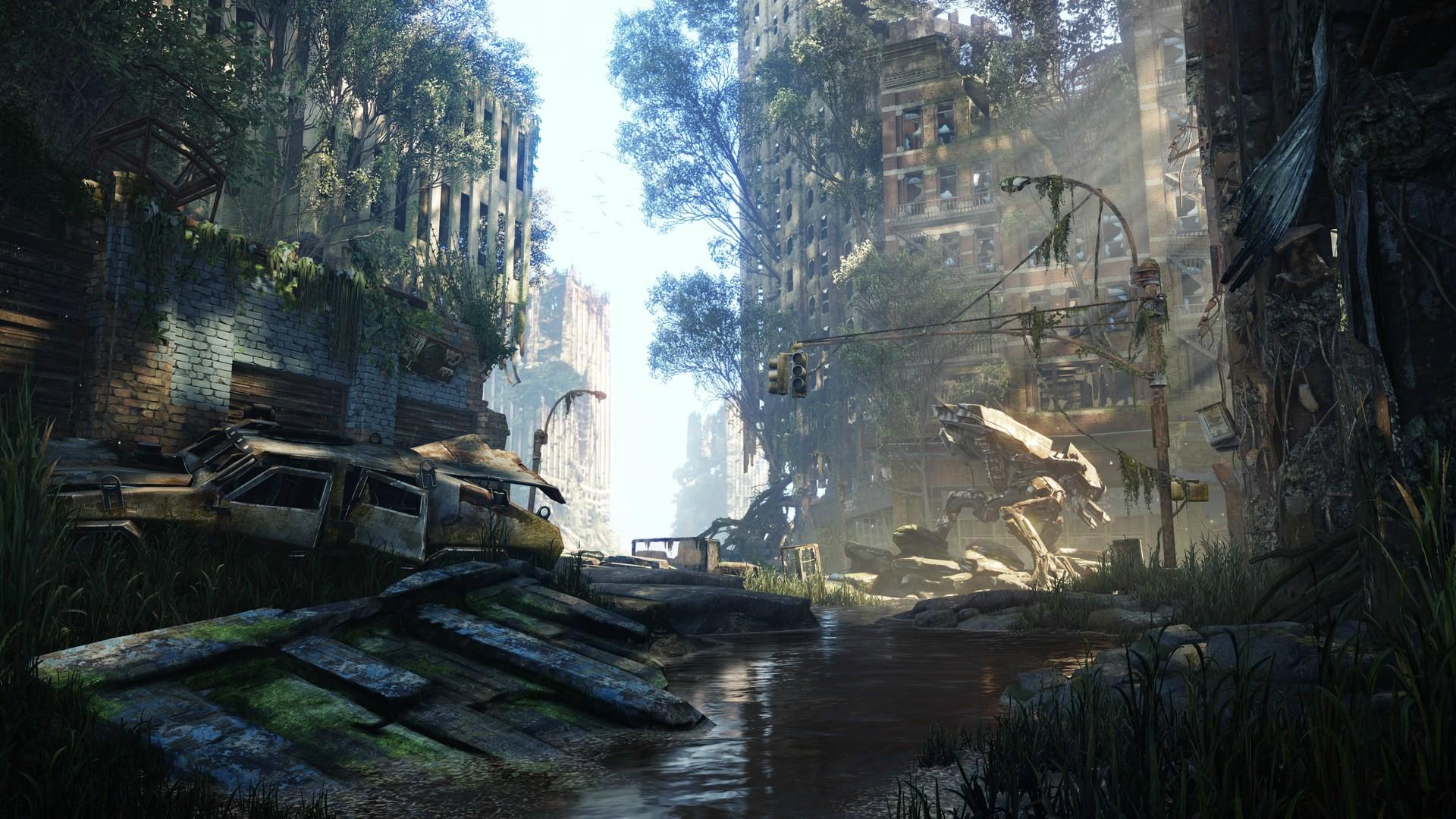 Nové obrázky z třetího Crysis 64713