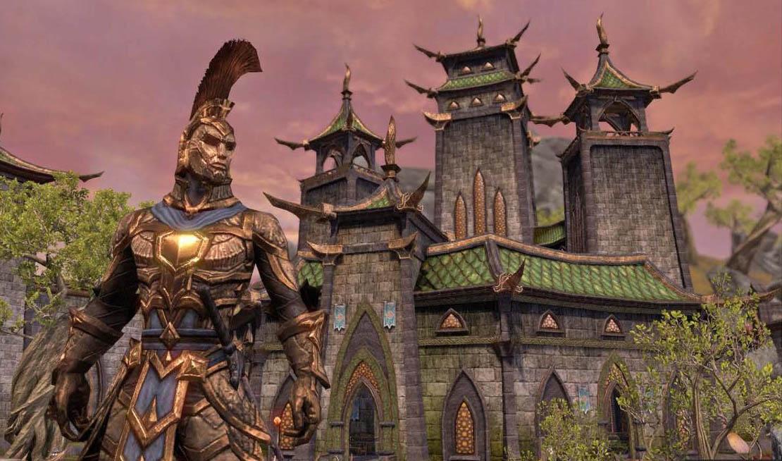 První obrázky z Elder Scrolls Online 64734