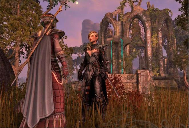První obrázky z Elder Scrolls Online 64735