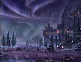 První obrázky z Elder Scrolls Online 64738