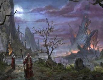 První obrázky z Elder Scrolls Online 64739