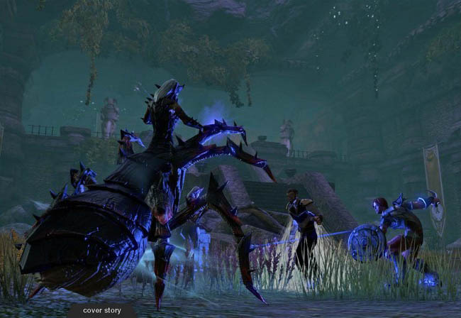 První obrázky z Elder Scrolls Online 64740