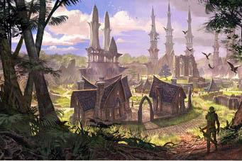 První obrázky z Elder Scrolls Online 64745