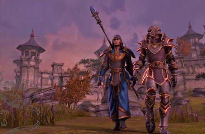 První obrázky z Elder Scrolls Online 64747
