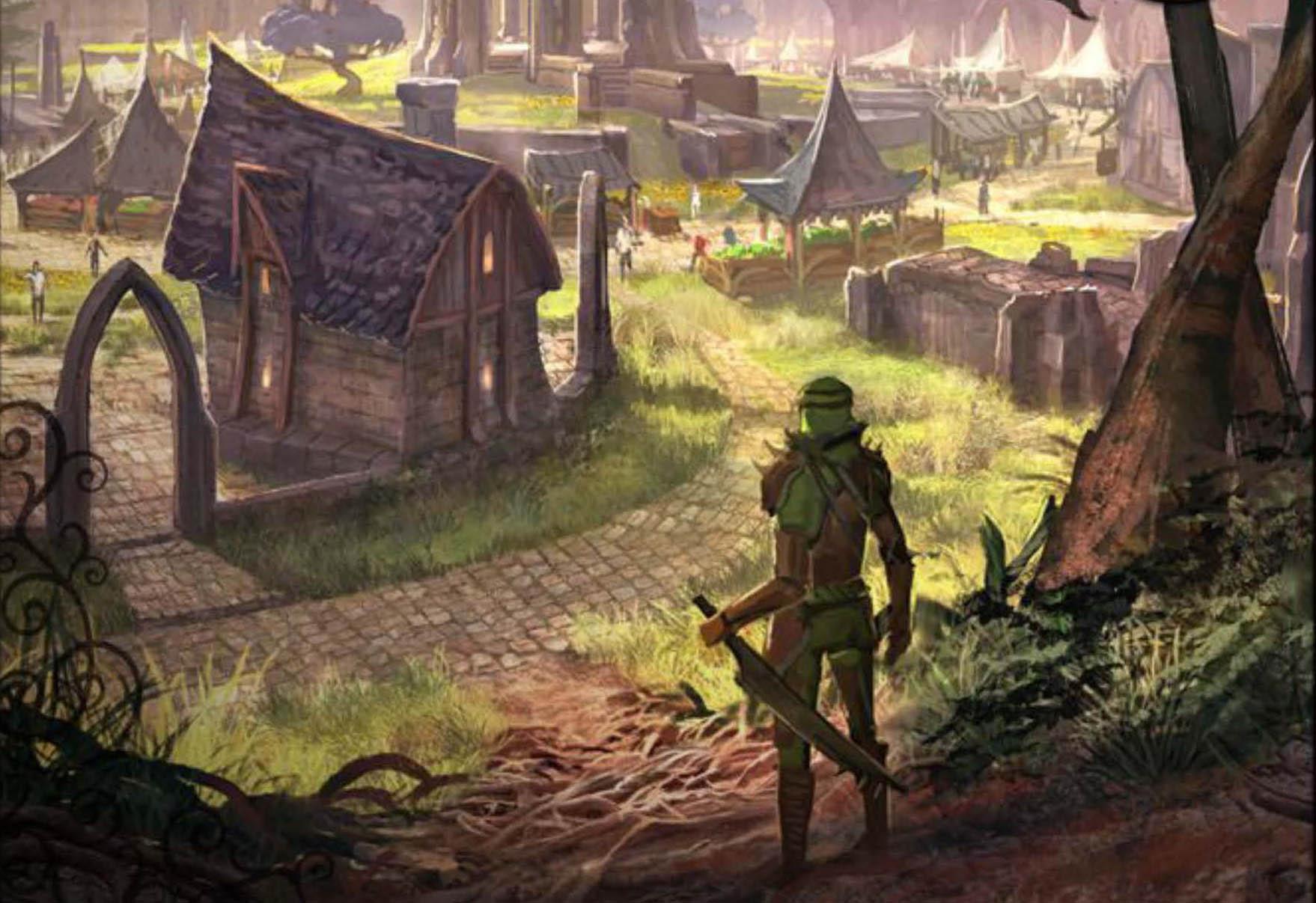 První obrázky z Elder Scrolls Online 64750