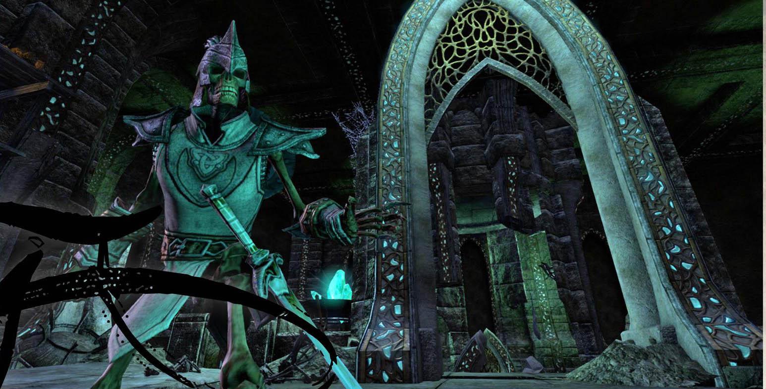 První obrázky z Elder Scrolls Online 64751