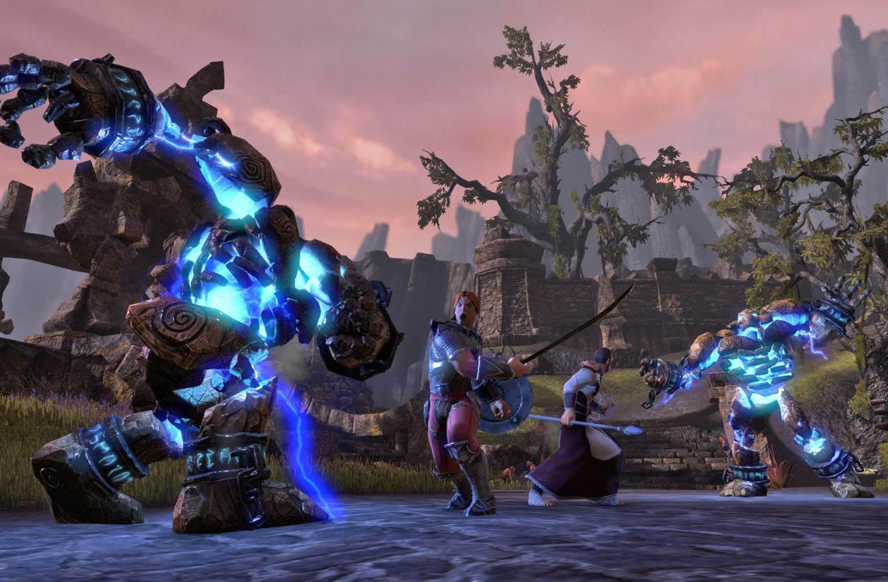 První obrázky z Elder Scrolls Online 64752
