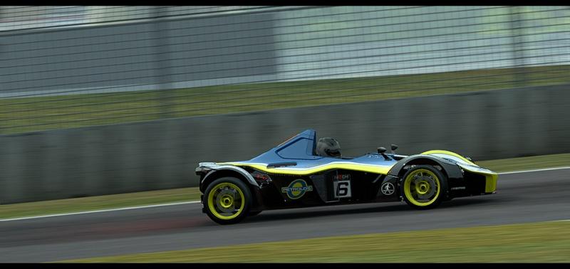 Screenshoty z Project Cars 64758