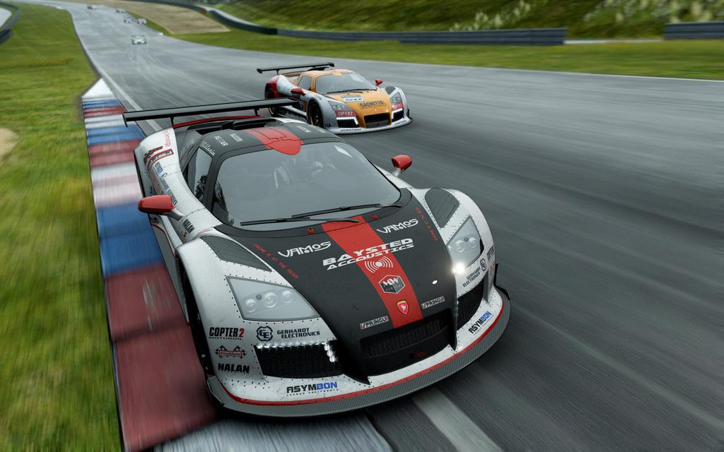 Screenshoty z Project Cars 64788