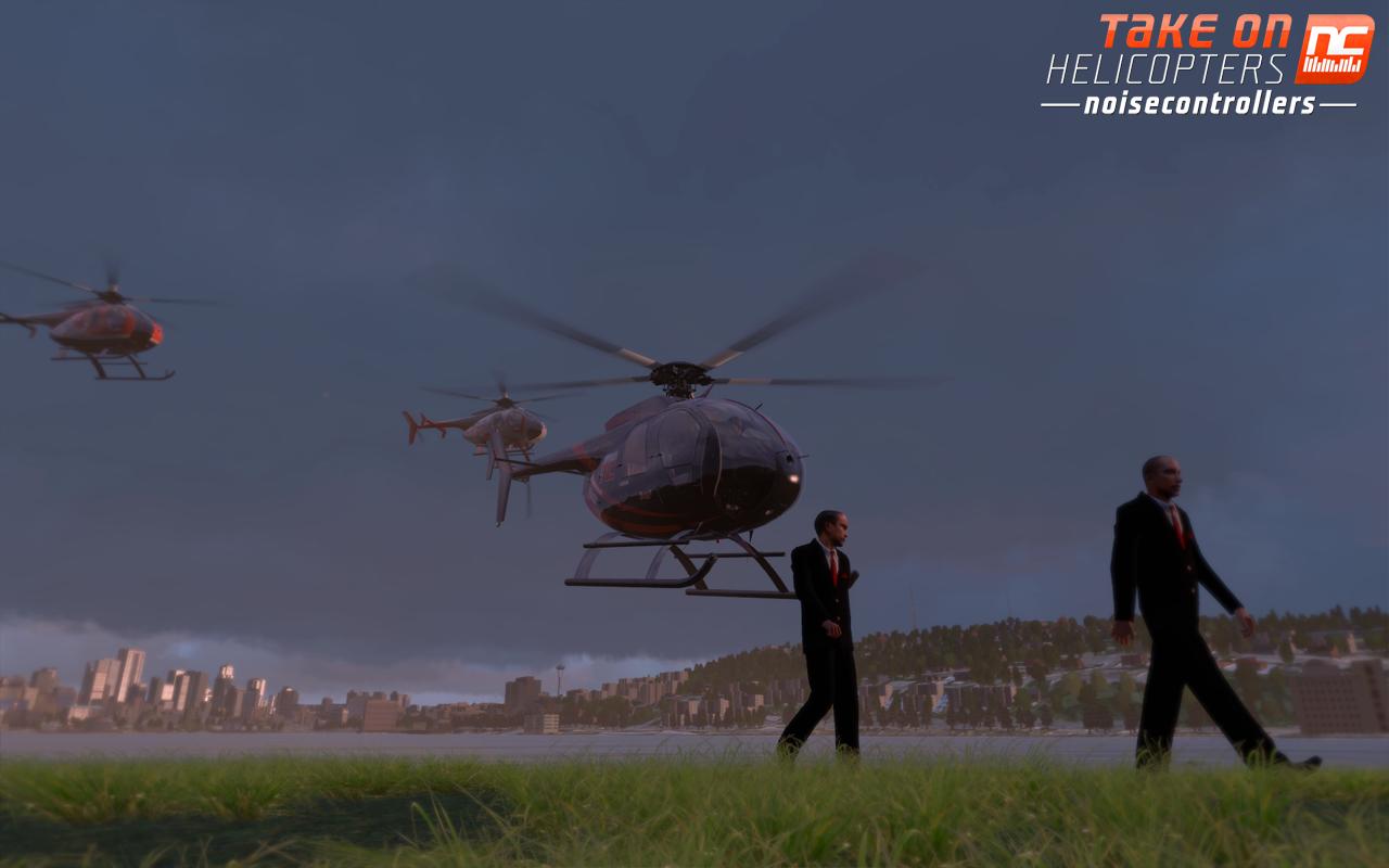 Bezplatné DLC pro Take On Helicopters 64799