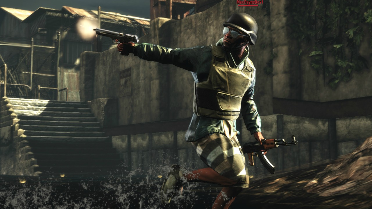 Max Payne 3 – nabušená srdcovka 64850