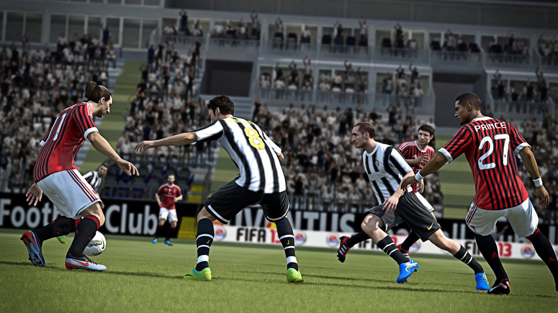 FIFA 13 zase o krok blíže k realitě 64886