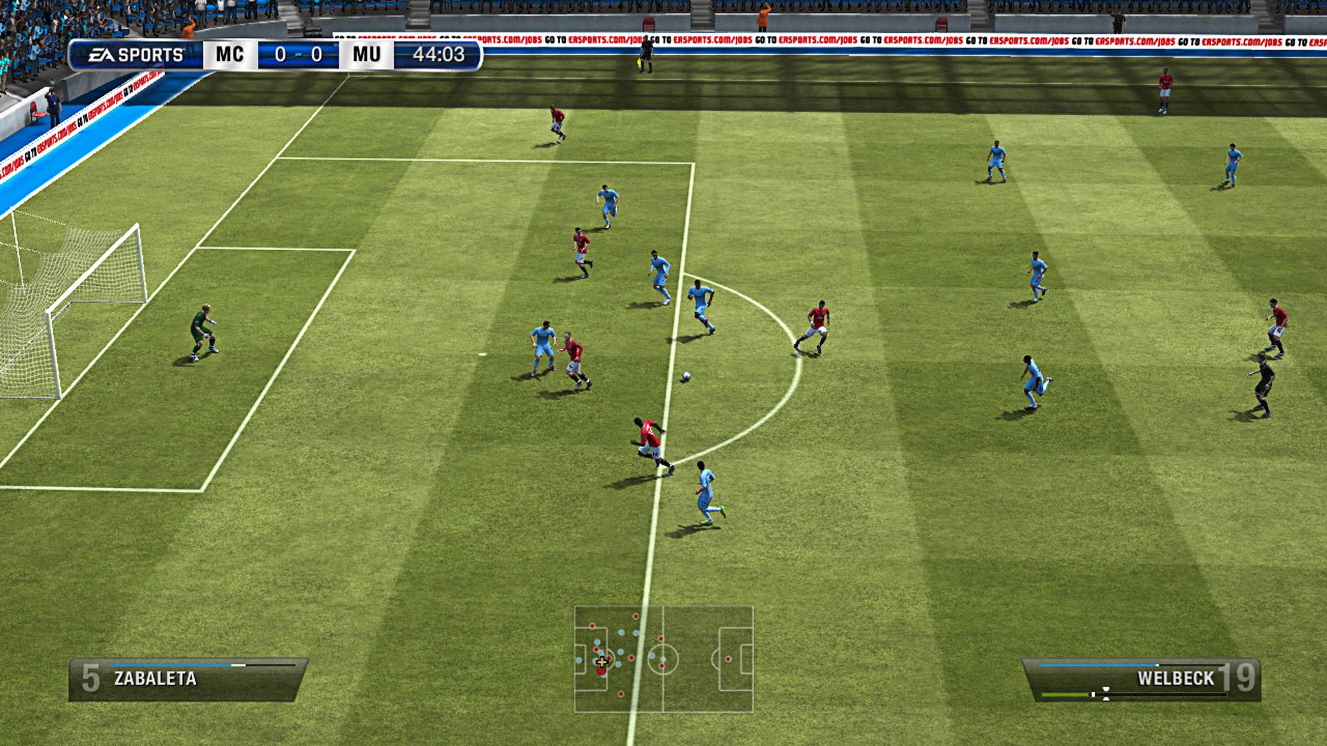 FIFA 13 zase o krok blíže k realitě 64888