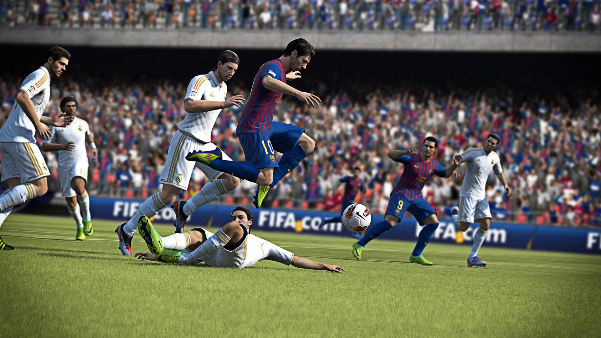 FIFA 13 zase o krok blíže k realitě 64890