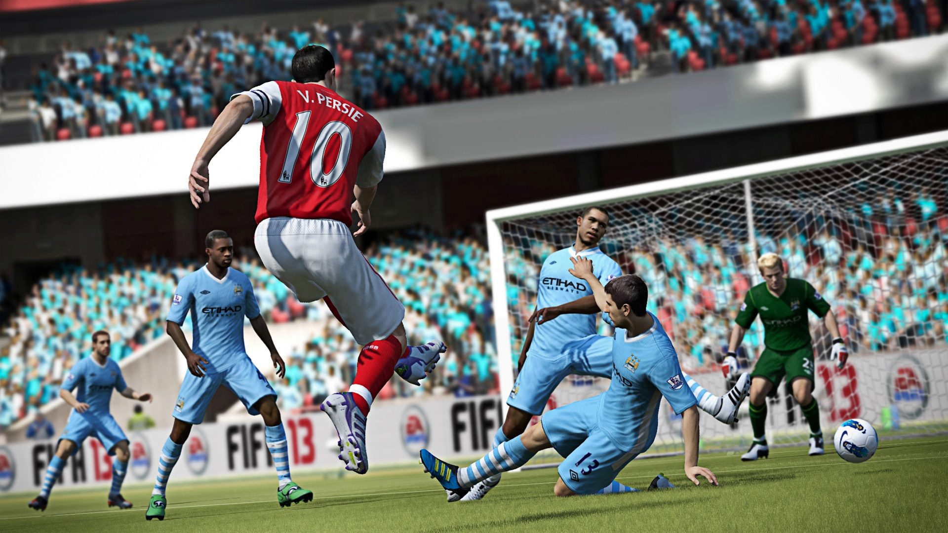 FIFA 13 zase o krok blíže k realitě 64891