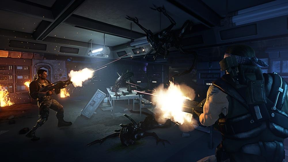 Nové obrázky z Aliens: Colonial Marines 64896