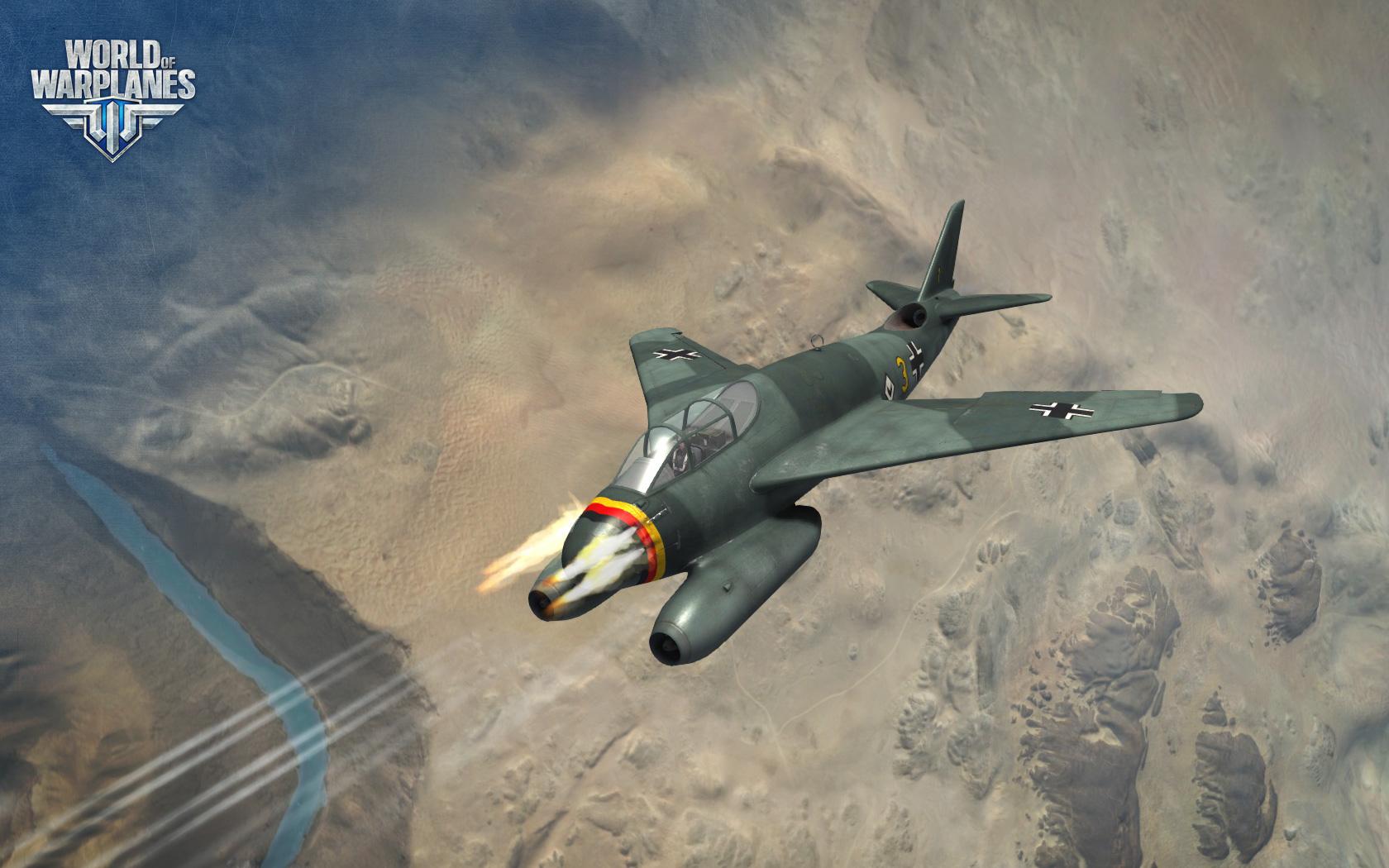 World of Warplanes představuje bombardéry 64935