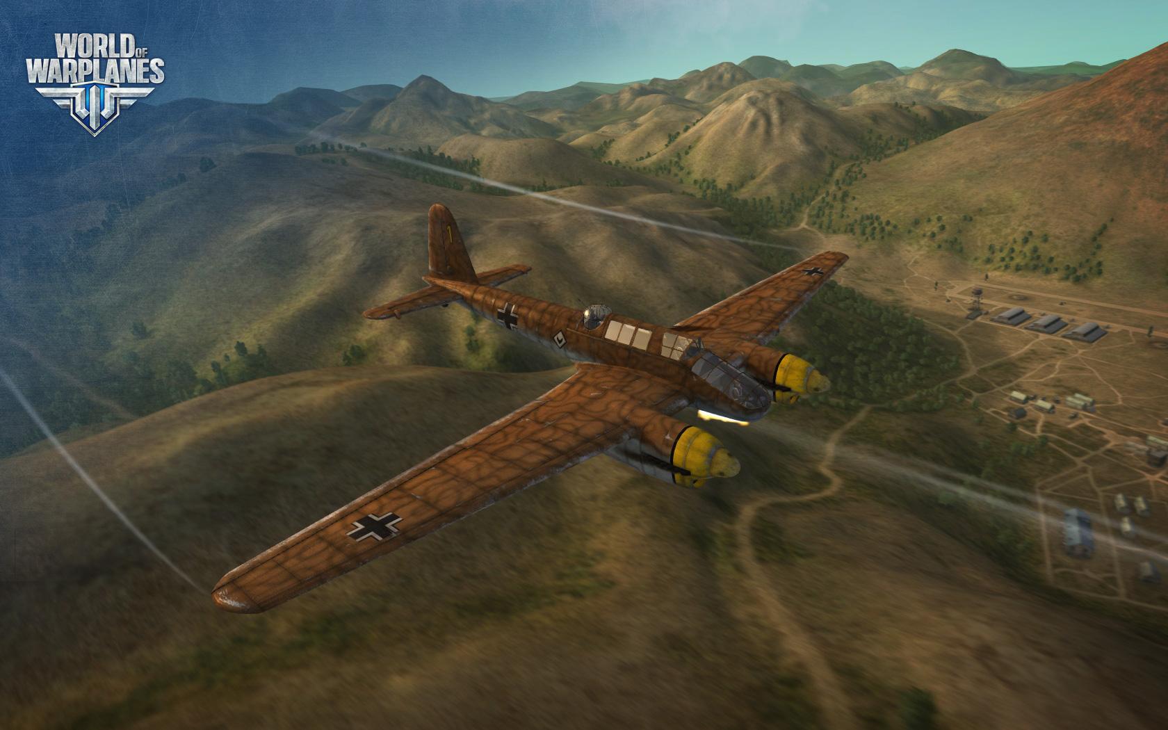 World of Warplanes představuje bombardéry 64937