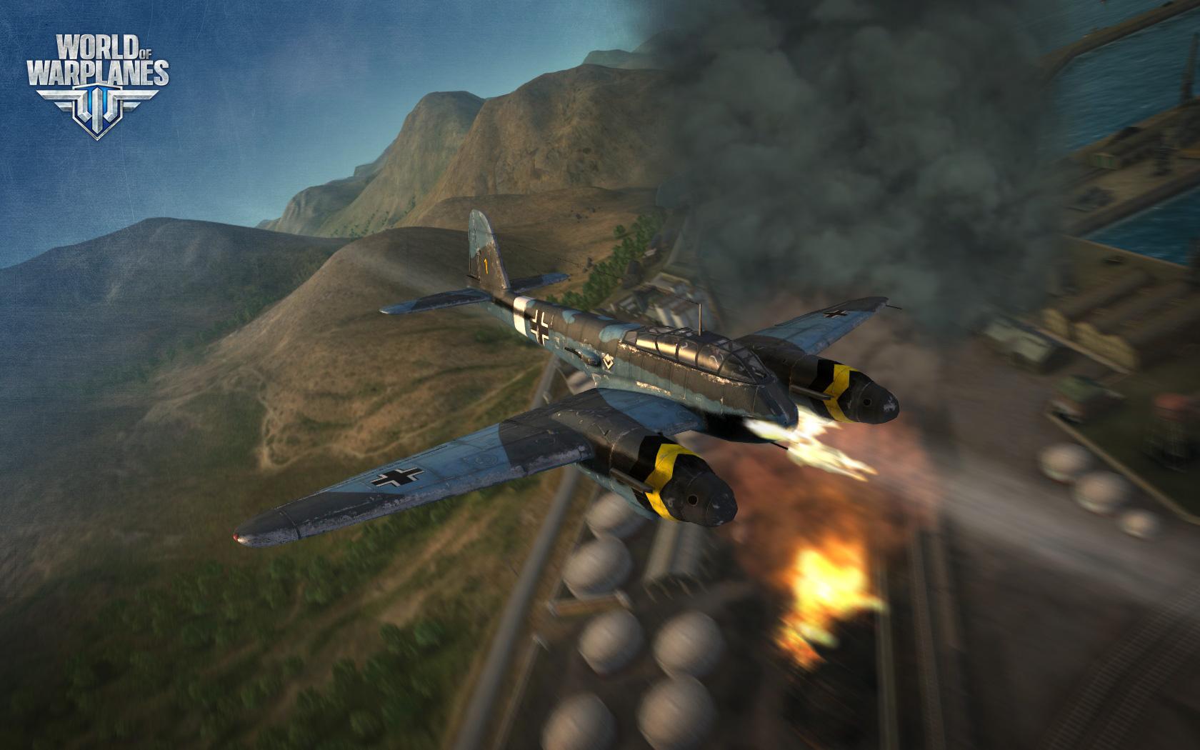 World of Warplanes představuje bombardéry 64939