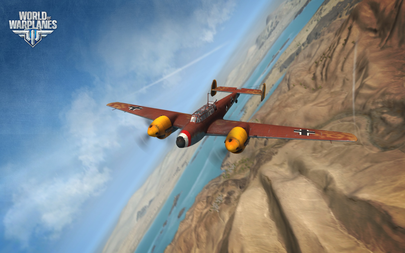 World of Warplanes představuje bombardéry 64940