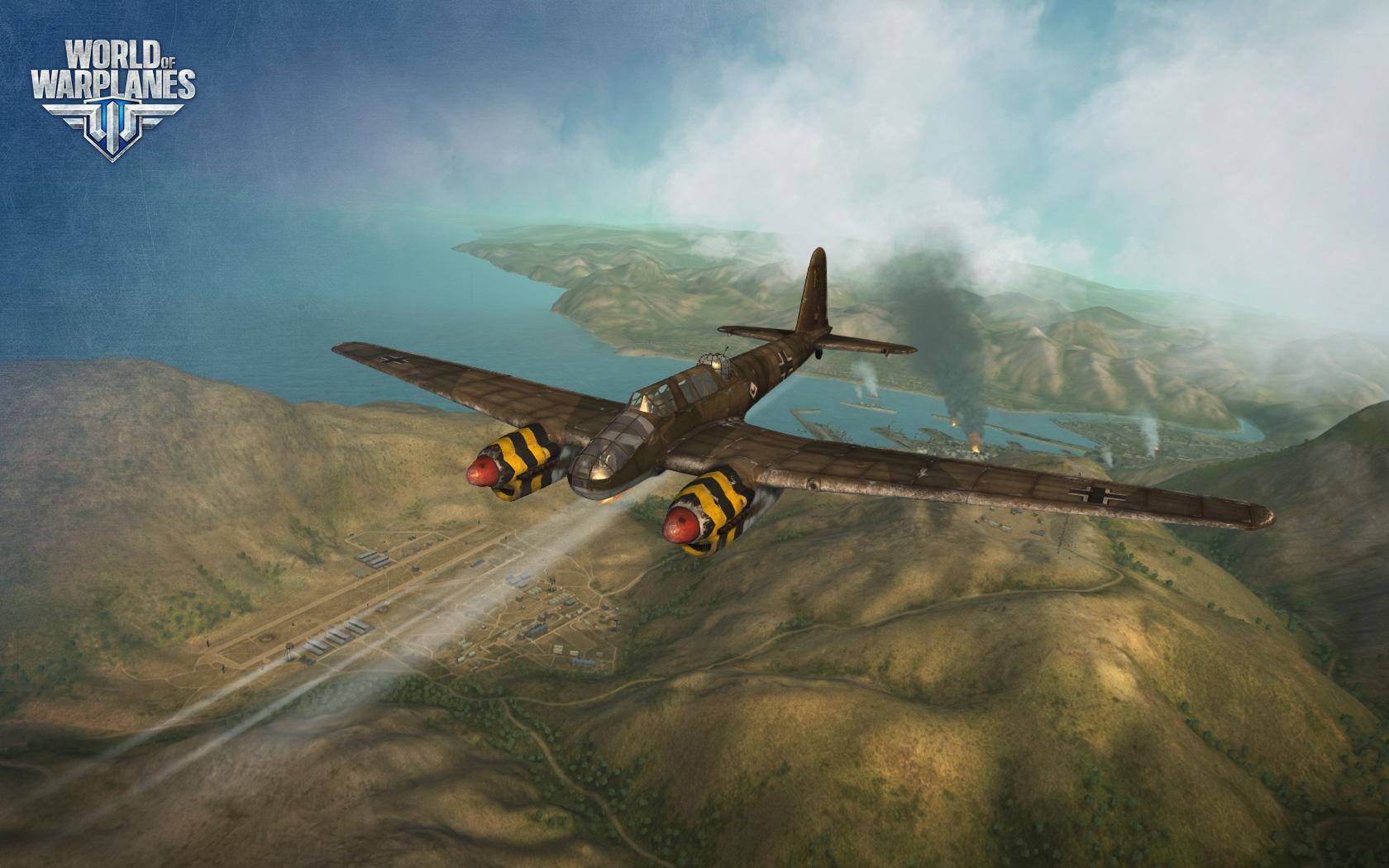 World of Warplanes představuje bombardéry 64941