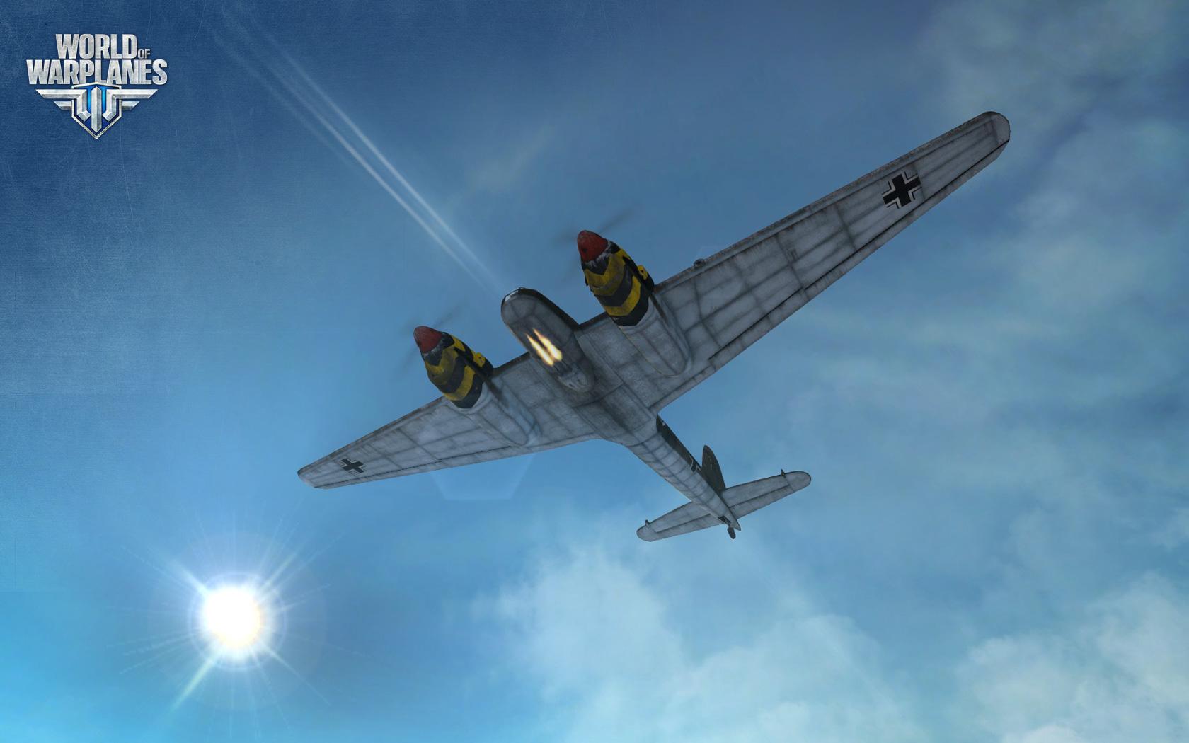 World of Warplanes představuje bombardéry 64942
