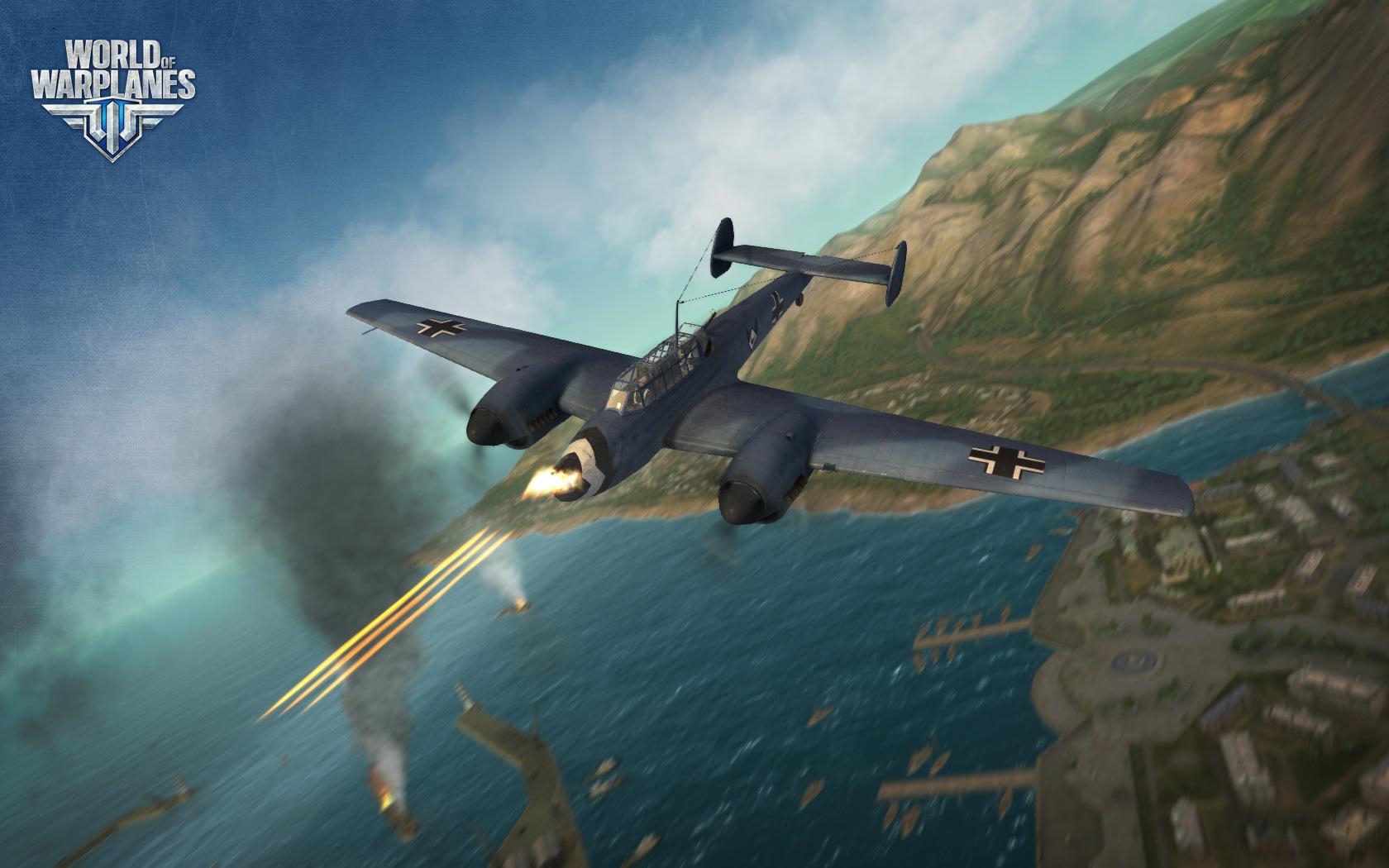 World of Warplanes představuje bombardéry 64943