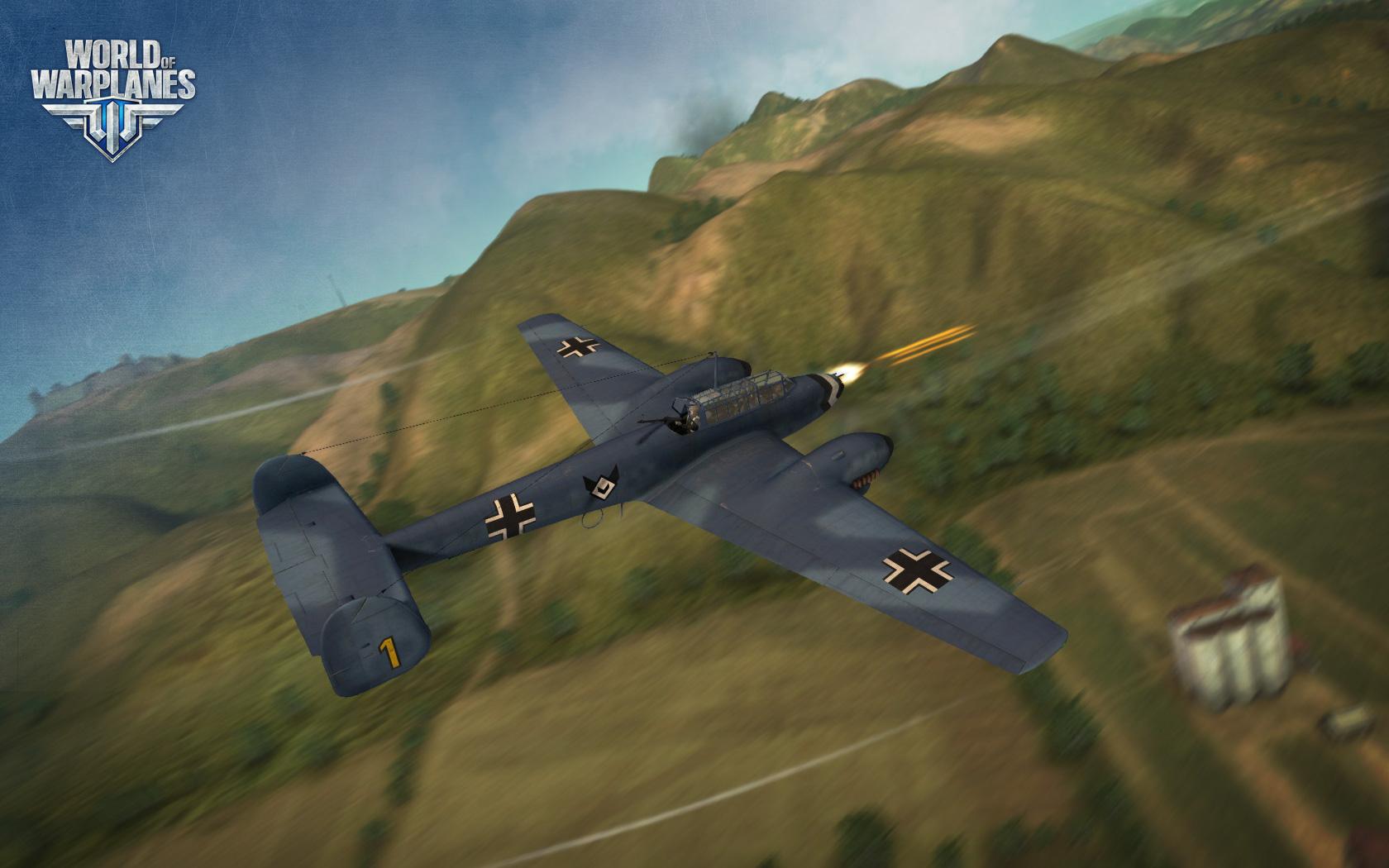 World of Warplanes představuje bombardéry 64944