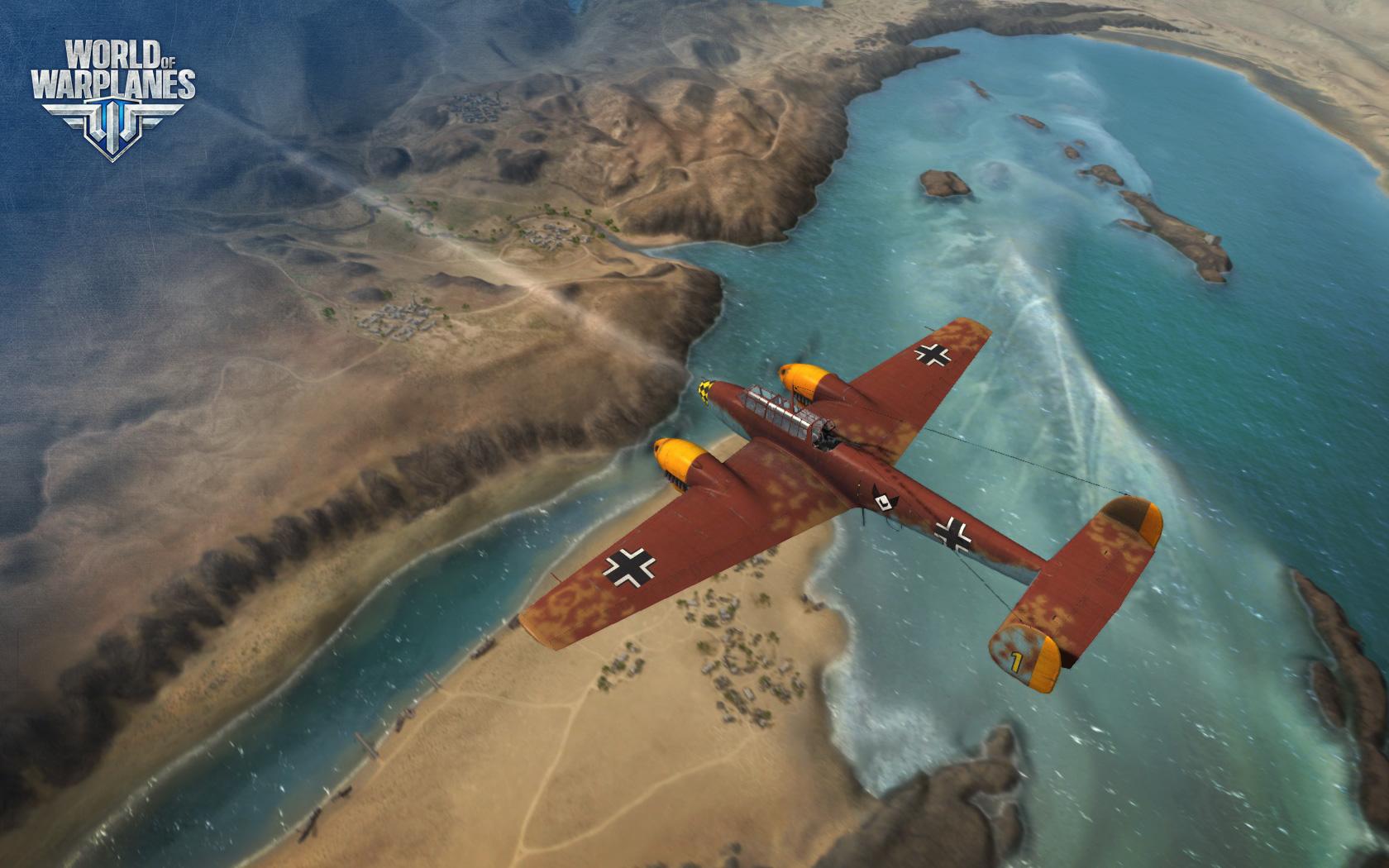 World of Warplanes představuje bombardéry 64945