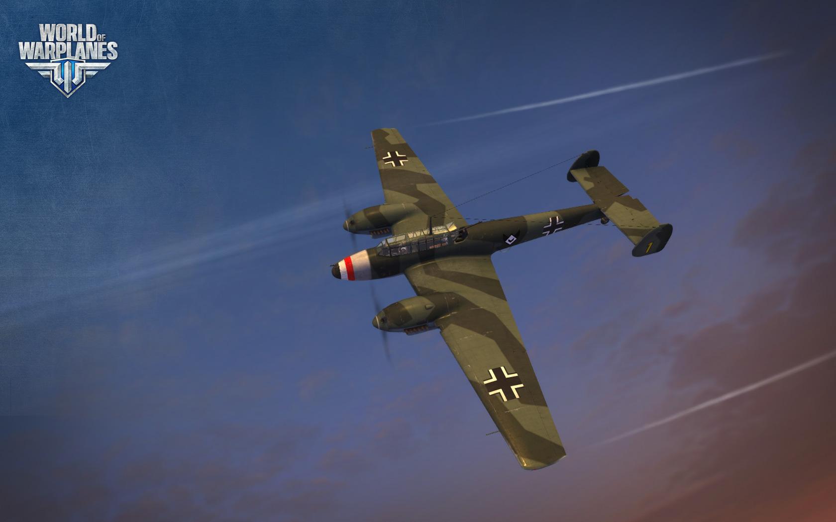 World of Warplanes představuje bombardéry 64946