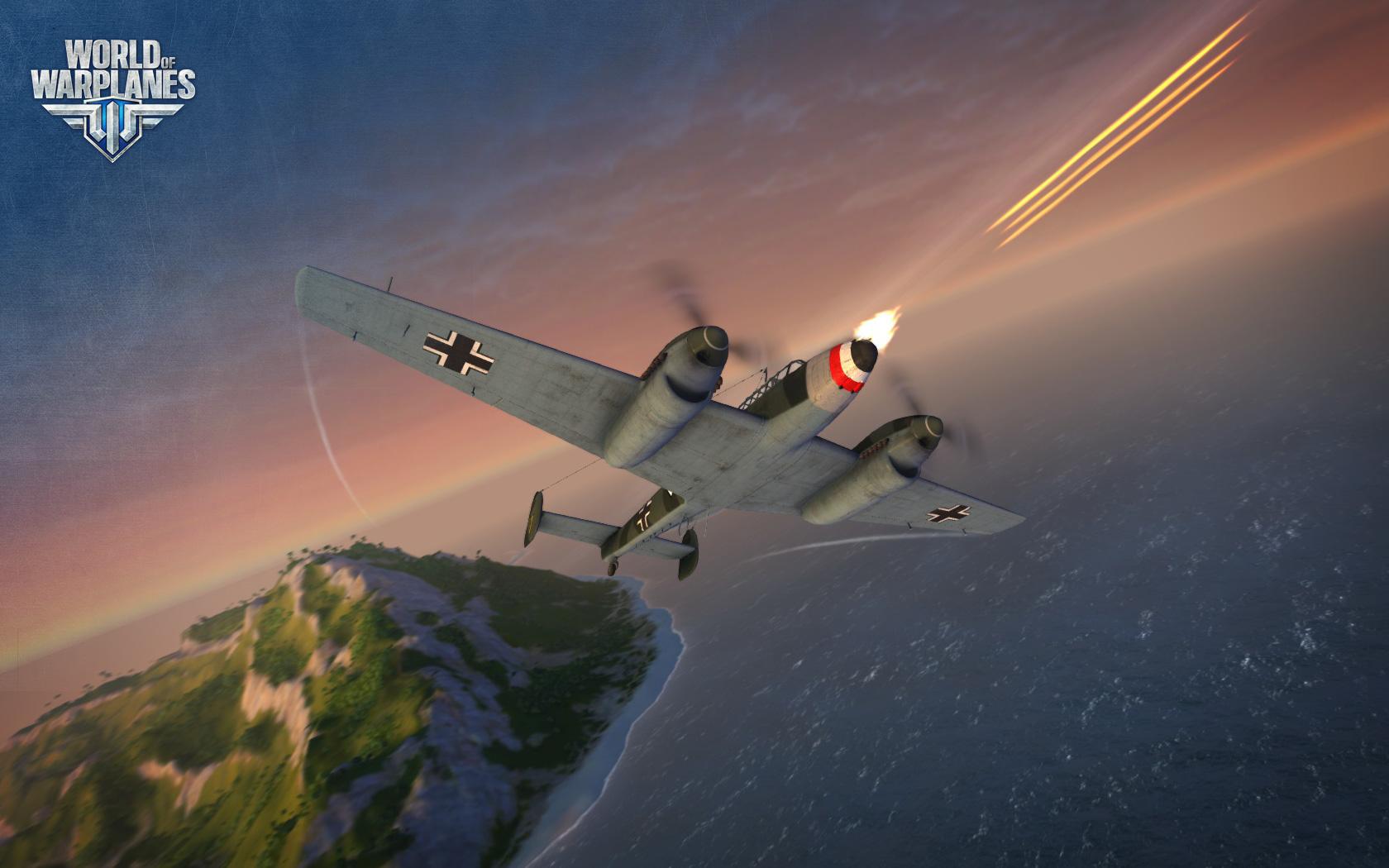 World of Warplanes představuje bombardéry 64947