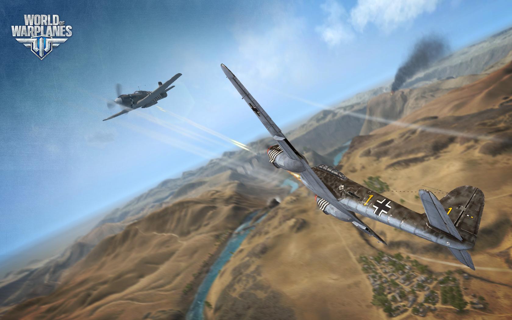 World of Warplanes představuje bombardéry 64948