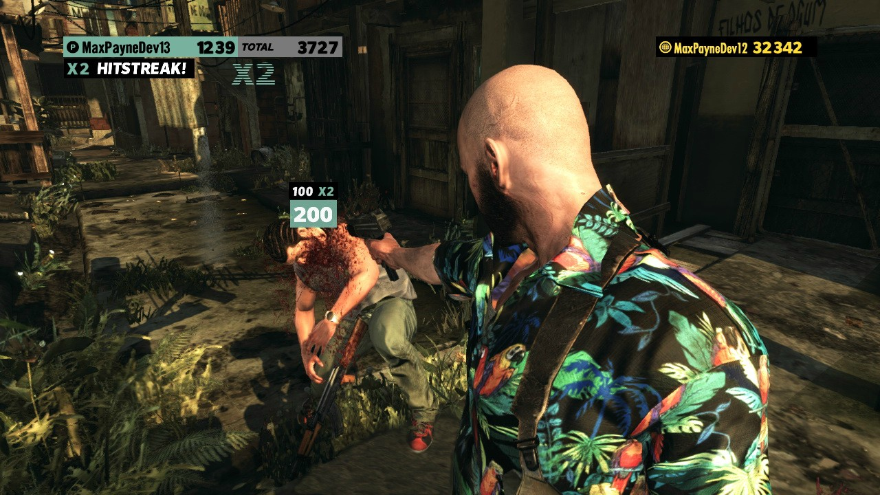 Odhalen Arcade mód v Max Payne 3 64959