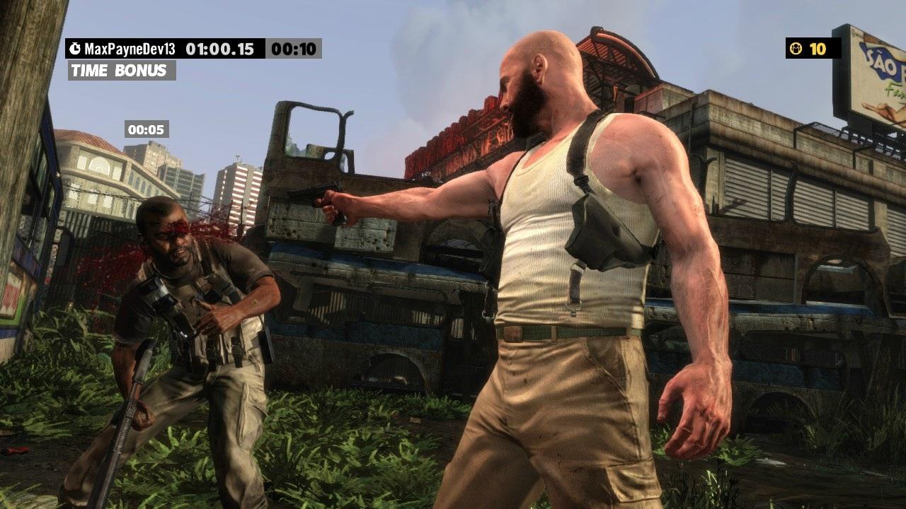 Odhalen Arcade mód v Max Payne 3 64960