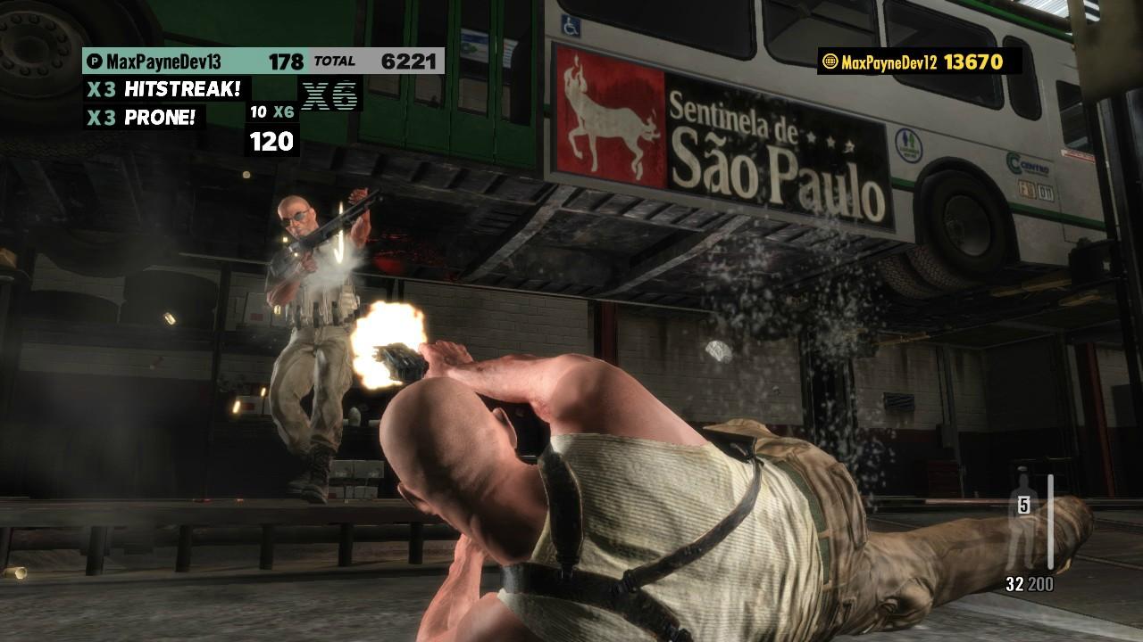 Odhalen Arcade mód v Max Payne 3 64962