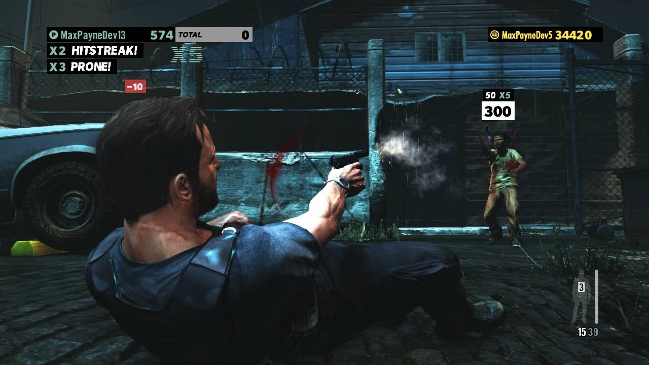 Odhalen Arcade mód v Max Payne 3 64963
