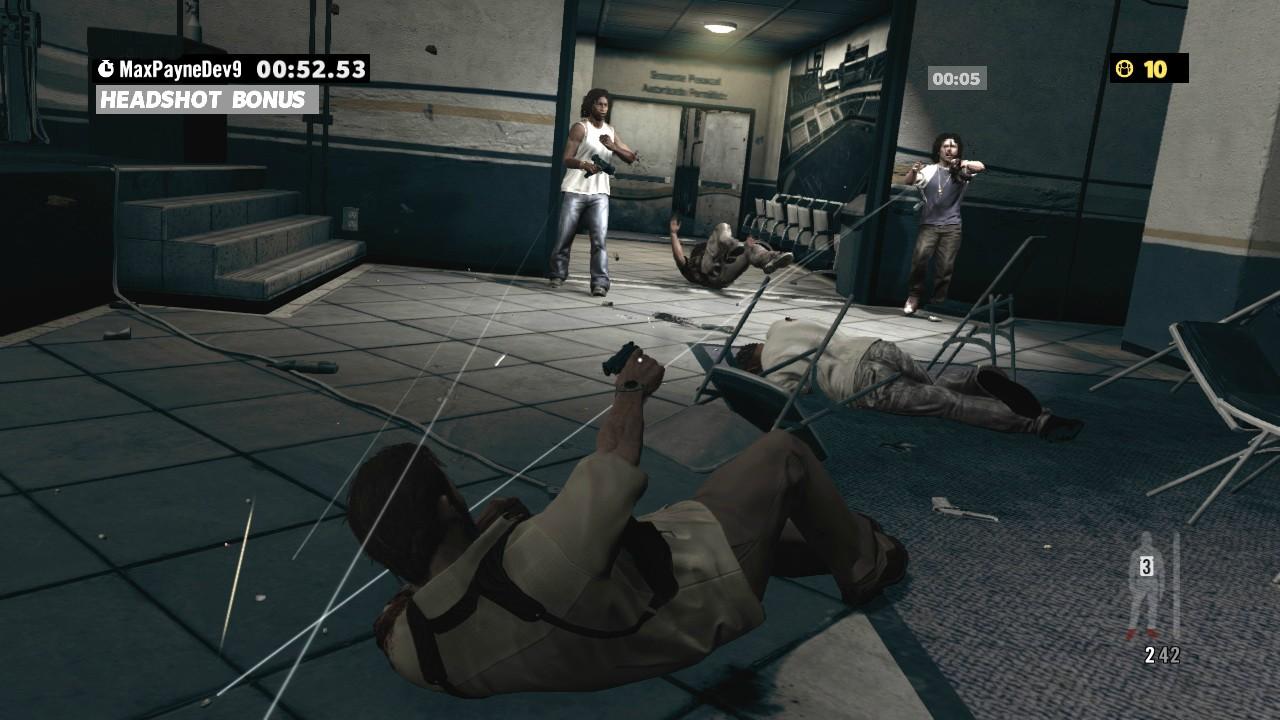 Odhalen Arcade mód v Max Payne 3 64964