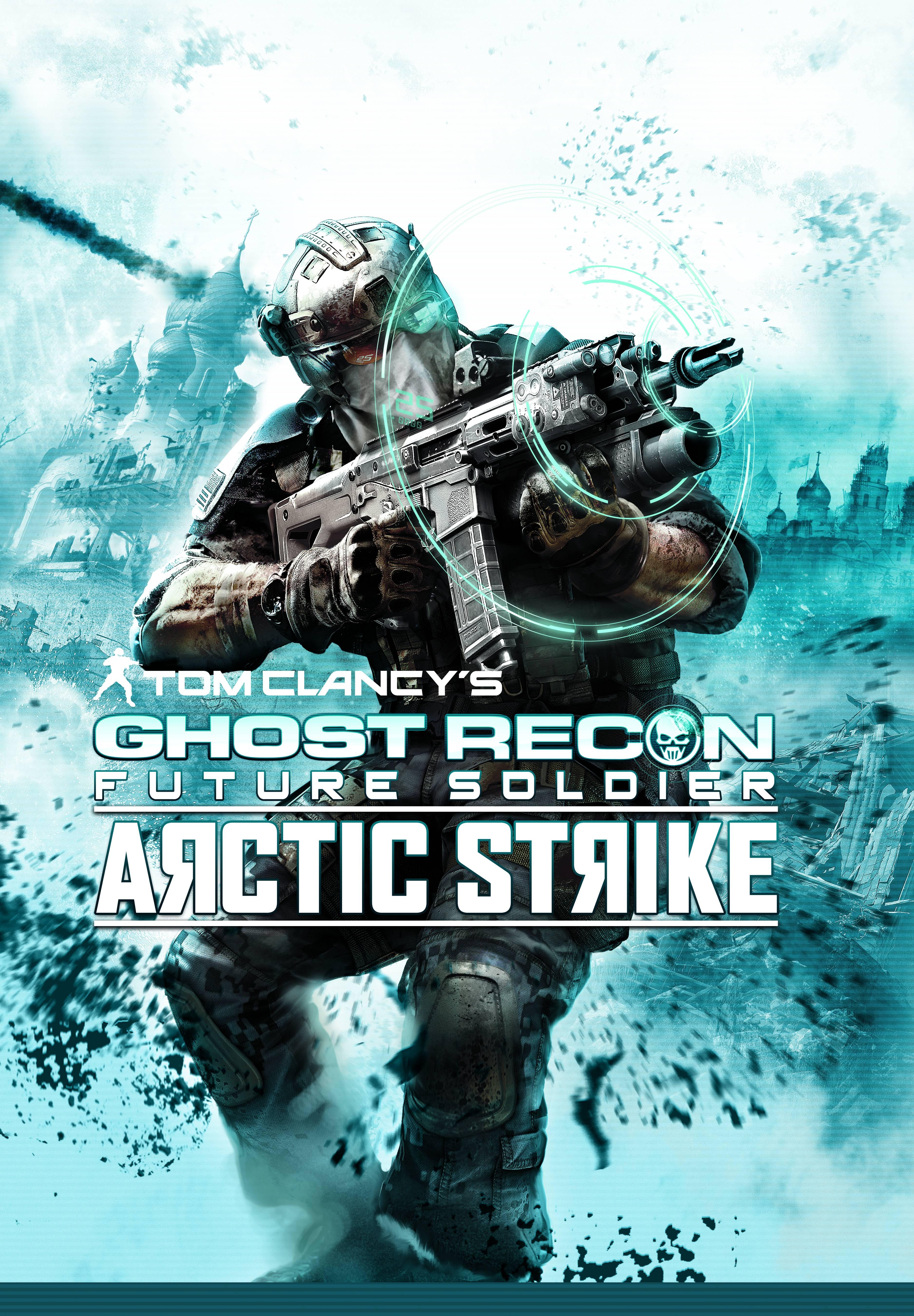 Oznámeno první DLC pro Ghost Recon: Future Soldier 65011