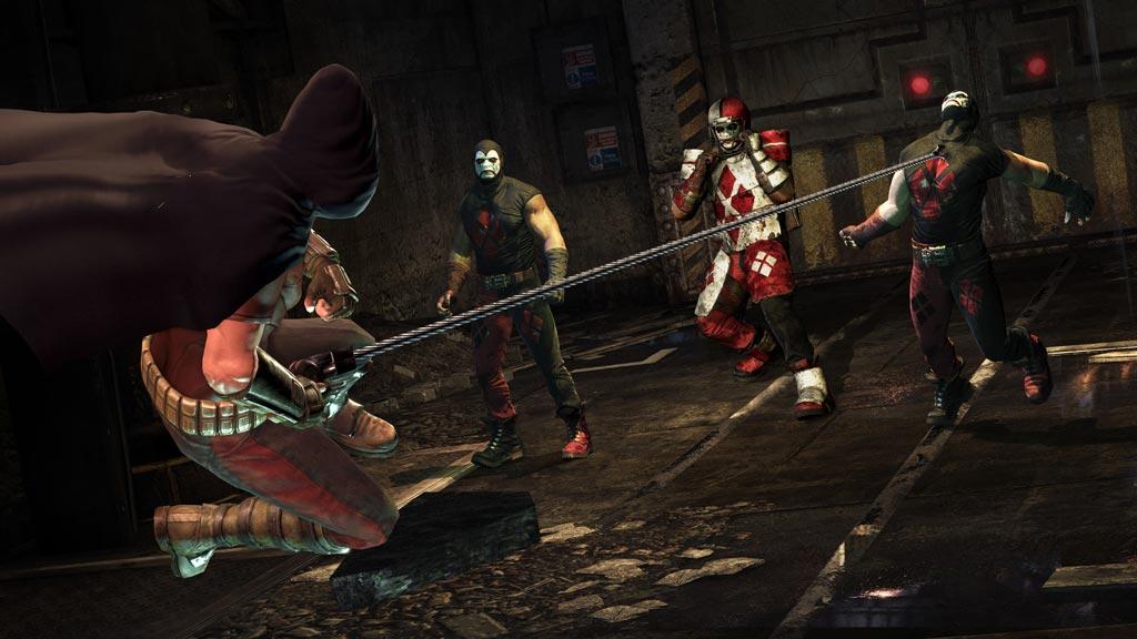 Obrázky z Batman: Arkham City Harley DLC 65024
