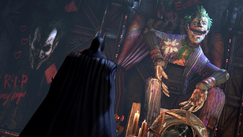 Obrázky z Batman: Arkham City Harley DLC 65026