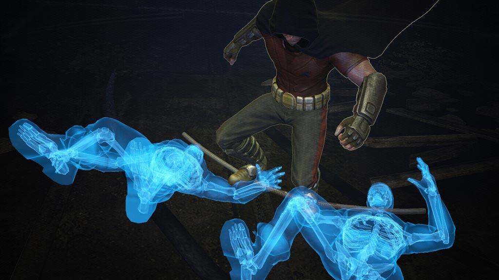 Obrázky z Batman: Arkham City Harley DLC 65027