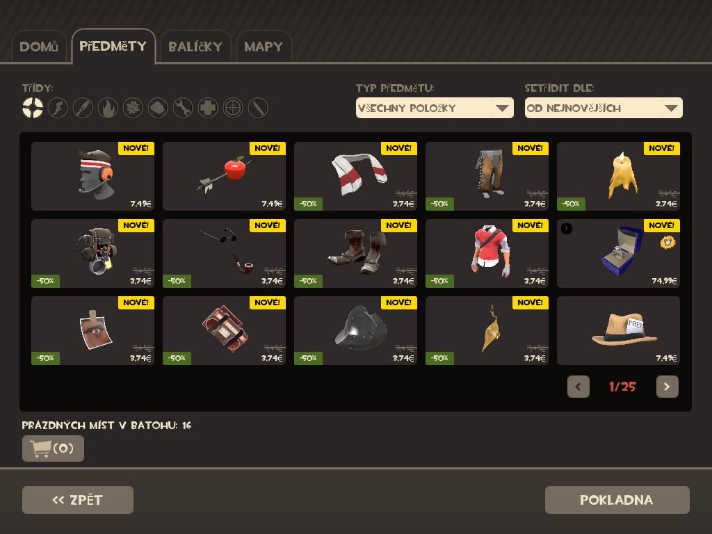 Jak šel čas s Team Fortress 2 – o rok později 65083