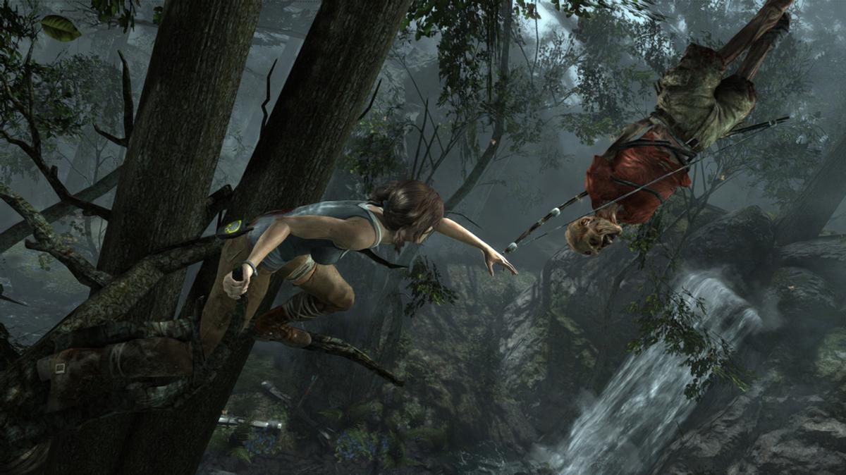 Tomb Raider – otužilost není zadarmo 65093