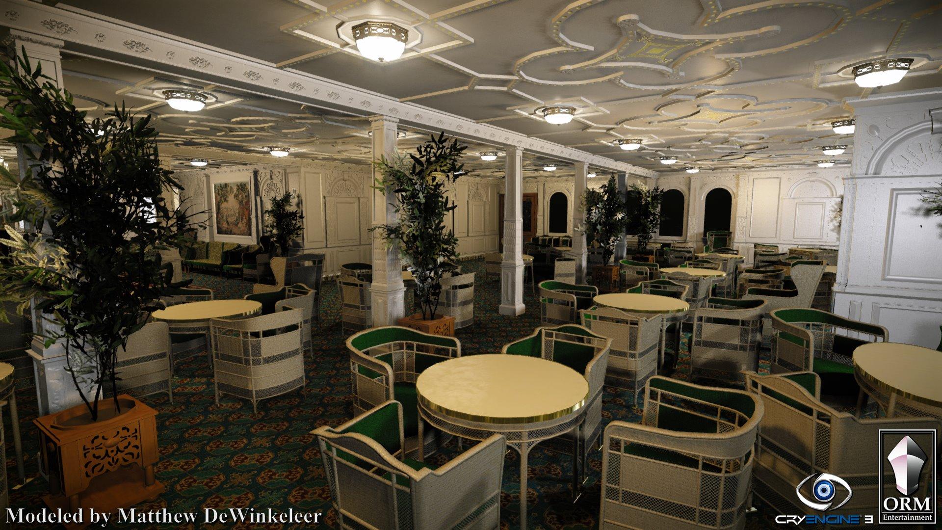 Úchvatné obrázky Titaniku na CryEngine 3 65097