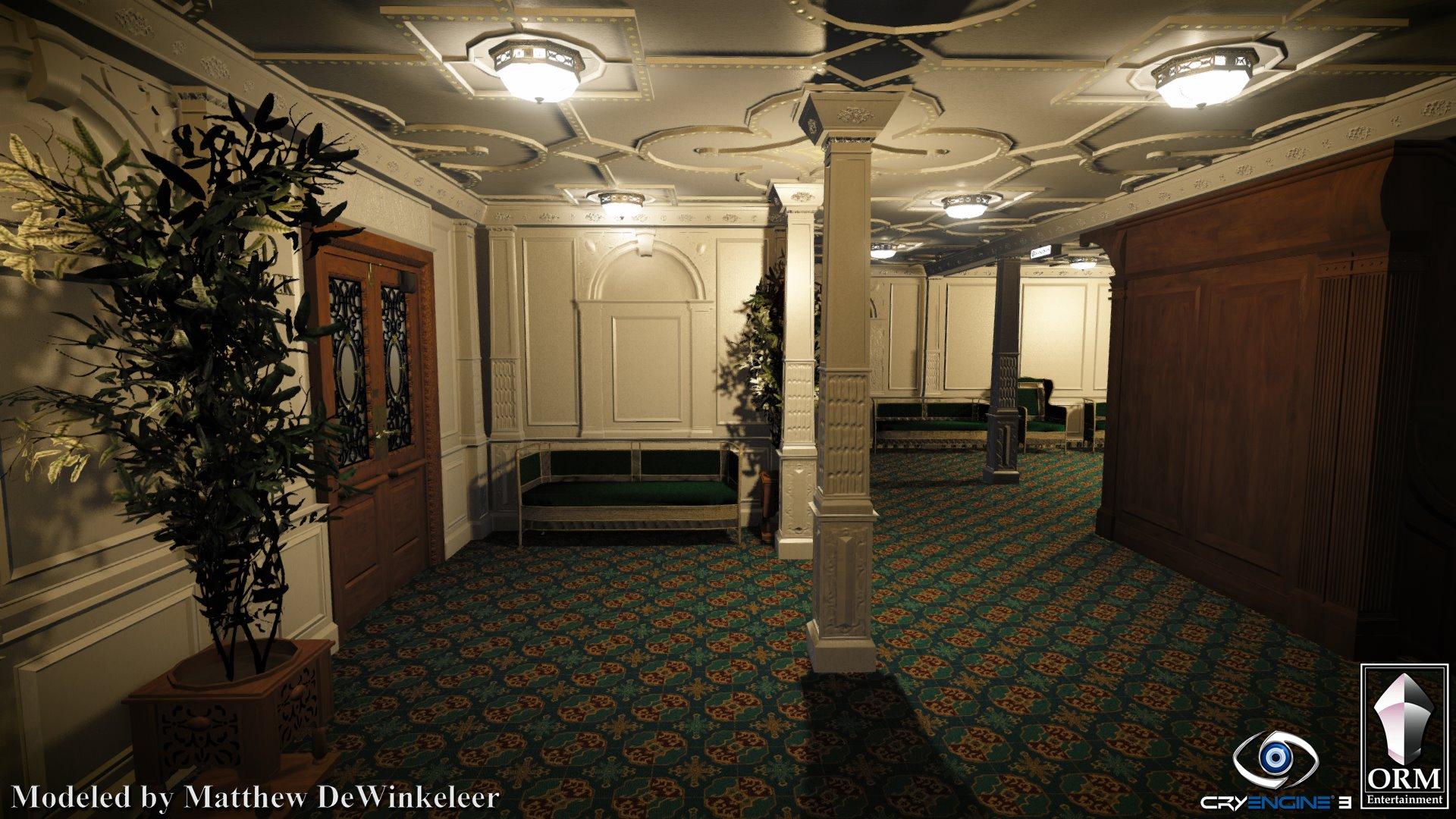 Úchvatné obrázky Titaniku na CryEngine 3 65098