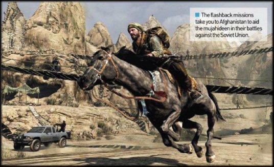 O grafice a detailech Call of Duty: Black Ops 2 65117