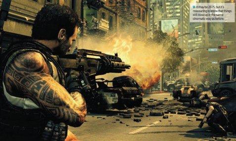 O grafice a detailech Call of Duty: Black Ops 2 65119