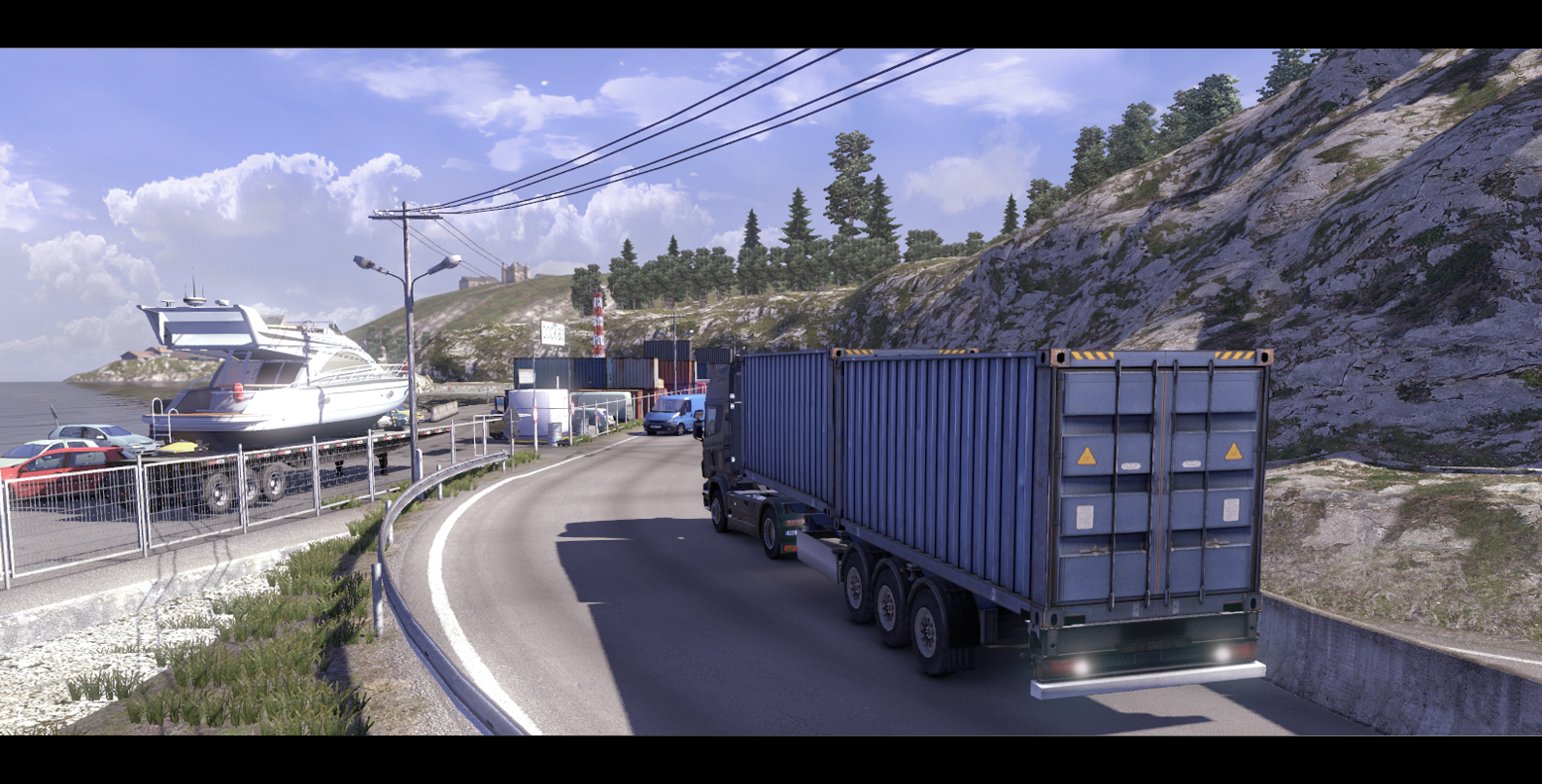 Obrázky ze Scania Truck Driving Simulator 65138